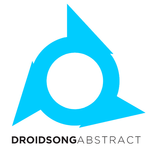 Droidsong Abstract Logo